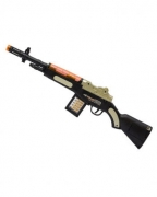 LED Light & Sound Shotgun 48cm