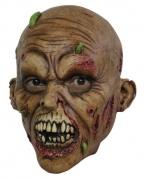 Würmer Zombie Kindermaske