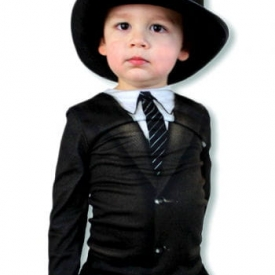 Mafia Shirt für Kinder