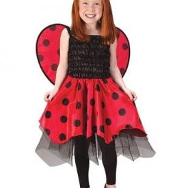 Marienkäfer Kinder Kostüm S