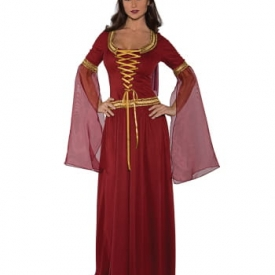 Mittelalterliches Lady Damenkostüm