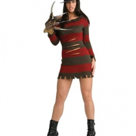 Mrs. Freddy Krüger Kostüm S