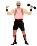 Muskelpaket Kostüm