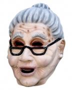 Alte Oma Agatha Maske
