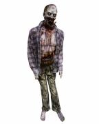 Kiefer Zombie Standfigur