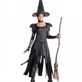 Hexen Kostüm aus Disneys Oz