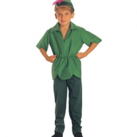 Peter Pan Kinder Look