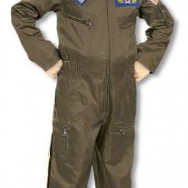 Pilot Kinderkostüm L