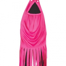 Pinke Monster Verkleidung