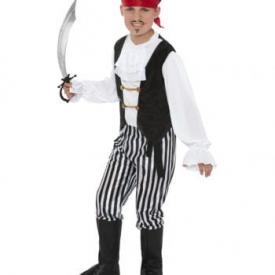 Seeräuber Kostüm für Kinder