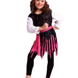 Piraten Girl Kostüm S