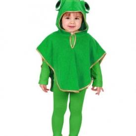 Froschkönig Kostüm für Kleinkinder
