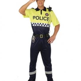Kostüm Spanischer Polizist