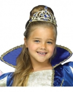Prinzessin Diadem blau