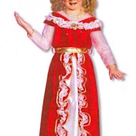 Prinzessin Rosenrot Kostüm M