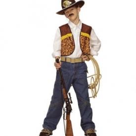 Cowboy Kinderweste