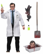 Re-Animator Herbert West Retro Sammelfigur 20cm