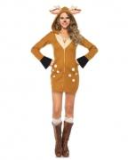 Bambi Reh Kostüm für Damen