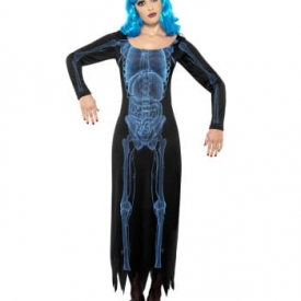 Röntgen Frauen Kostüm