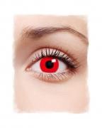 1-Tages Kontaktlinsen roter Teufel