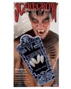 Scarecrow Vampir-Doppeleckzähne