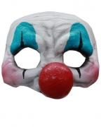 Creepy Clown Augenmaske