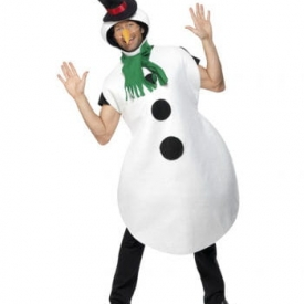 Schneemann Unisex Kostüm