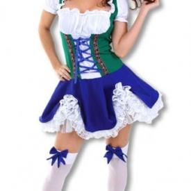Sexy Gretel Kostüm Large
