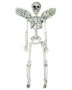Skelett Angel Hängefigur 42 cm