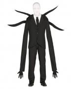 Halloween Slenderman Kostüm
