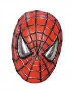 Spiderman Halbmaske