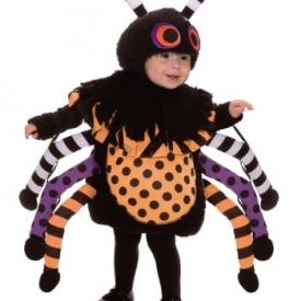 Tarantel Kleinkinder Kostüm
