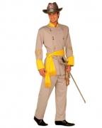 Konföderierten Kostümuniform