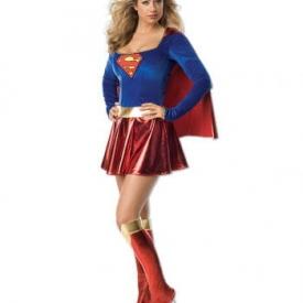 Supergirl Kostüm S/36