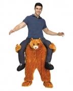 Carry Me Kostüm Teddybär