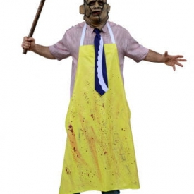 Texas Chainsaw Massacre Kostüm Leatherface
