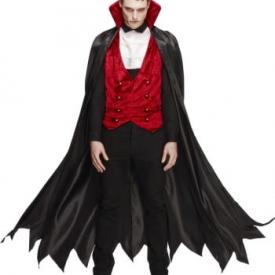 Vampir Kostüm für Männer