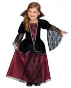 Vampir Princess Kleinkinderkostüm