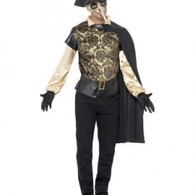 Venedig Pest Doktor Kostüm