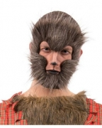 Halbmaske Werwolf