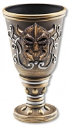 Wikinger Kelch bronze