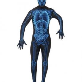 Second Skin X-Ray Ganzkörperanzug