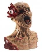 Zombie Büste mit Auge