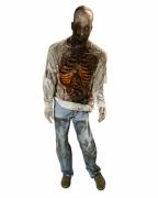 Zombie Skeleton Standfigur Brandon