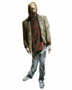 Zombie Standfigur Jason